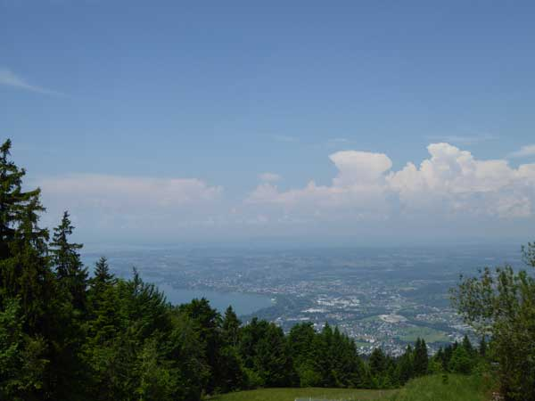 Rennrad Umrundung Bodensee