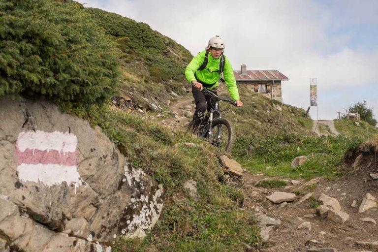 Trail Lenzerheide